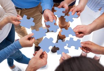 Заседание рабочих групп и проектного офиса